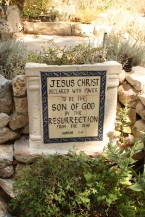 Text about the Resurrection of Jesus