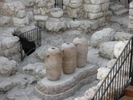 Archaeological excavations in Jerusalem 2011