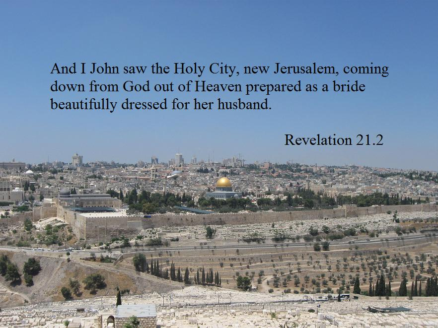 Jerusalem - the capital of Israel